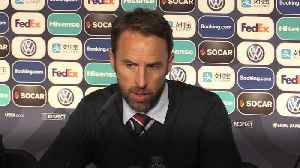 Gareth Southgate praises courage of John Stones [Video]