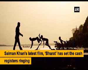 Salman thanks fans after Bharat emerges as his biggest opener [Video]