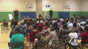 People In South Dallas Pack Community Safety Meeting In Wake Of Violent Crime Spike [Video]