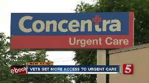 Veterans get more access to urgent care and private doctors [Video]