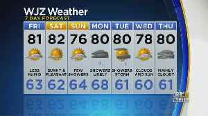 Bob Turk Has One Last Look At Your Thursday Night Forecast [Video]