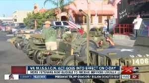 VA M.I.S.S.I.O.N. Act goes into effect on D-Day [Video]