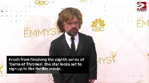 Peter Dinklage in negotiations for thriller I Care A Lot [Video]
