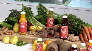 Unleash LIFE: Health Benefits of Raw, Cold-Pressed Juices [Video]