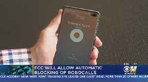 News video: Phone Carriers Can Now Block Robocalls By Default