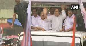 Rahul Gandhi's thanksgiving visit to Wayanad after LS victory from the seat [Video]