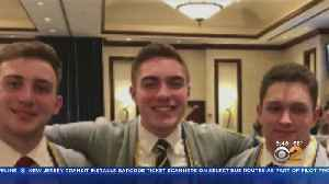 Teen Who Survived Polar Plunge Accident Set To Graduate [Video]