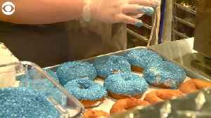 WEB EXTRA: National Doughnut Day [Video]