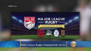 Rugby United New York vs. San Diego Legion Preview [Video]