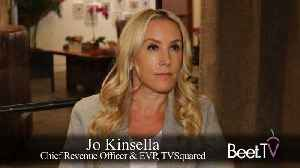 Local TV Advertisers Find Results In Measurement: TVSquared's Kinsella [Video]