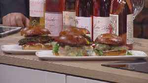 Cooking With WCCO: Celebrating Rose At Book Club Restaurant [Video]