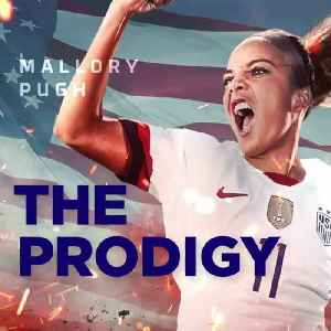 Women's World Cup Soccer - Get to Know Mallory Pugh [Video]