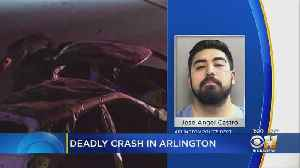 3 Dead In Fiery Crash In Arlington Caused By Suspected Drunk Driver [Video]