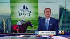 News video: Belmont Stakes Gets Underway At Belmont Park In Elmont