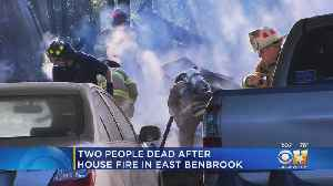 Two People Dead After House Fire In East Benbrook [Video]