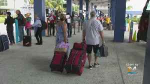 Cruise Passengers Return To Miami After Last Trip To Cuba [Video]