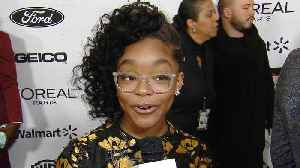 Youngest Executive Producer Marsai Martin Lands New Producing and Acting Gig [Video]