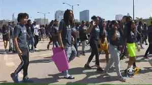 Perspectives Charter Schools Students Lead Annual Peace March On South Side [Video]