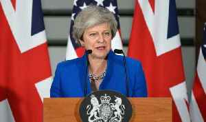 News video: UK's Theresa May Formally Steps Down as Conservative Leader