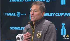 Bruce Cassidy Said Bruins Are Moving On From Missed Call, But Feels For Noel Acciari [Video]