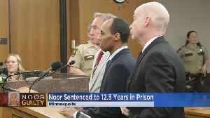 Mohamed Noor Sentence To 12.5 Years In Prison [Video]
