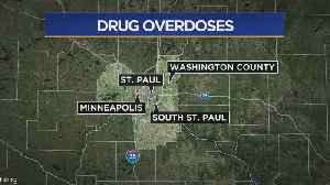 5 Dead After At Least 80 Recent Overdoses In The Twin Cities [Video]