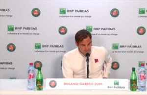 Federer happy with Roland Garros showing despite semi-final loss to Nadal [Video]