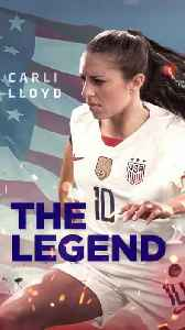 Women's World Cup Soccer - Get to Know Carli Lloyd [Video]