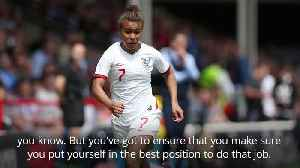 Nikita Parris looking to make instant impact at Women's World Cup [Video]