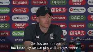 News video: Morgan had no idea if he would captain England again after Bangladesh shock in 2015 World Cup
