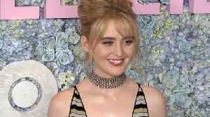One To Watch: Kathryn Newton [Video]