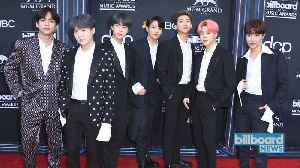 BTS Invited to Join Recording Academy | Billboard News [Video]