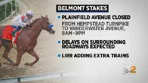 News video: Belmont Stakes Takes Off On Saturday