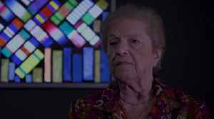 Holocaust survivor says it has been 'satisfying' to share her story [Video]