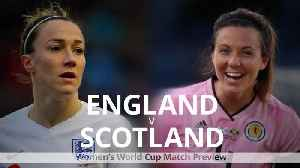 England v Scotland: Women's World Cup match preview [Video]