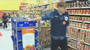 Walmart Launching Grocery Home Delivery Service [Video]