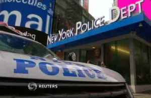 News video: New York man charged in Times Square terror plot