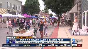 Big crowd predicted for opening night of Havre de Grace Jazz & Blues Fest [Video]