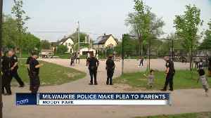 Police hope to keep the peace at Milwaukee's Moody Park this summer [Video]