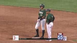 Captains Trounce TinCaps in Series Finale [Video]