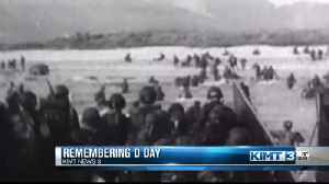 75th Anniversary of D Day [Video]