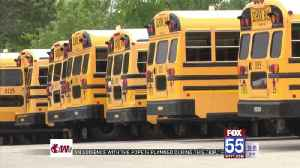 Schools looking for money to pay for new bus mandates [Video]