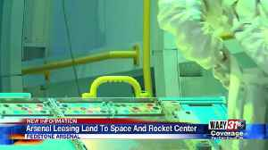 Redstone Arsenal leasing land to Space and Rocket Center [Video]