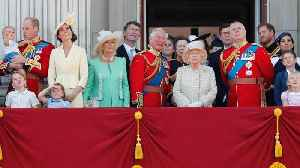 Royal Family Out In Full Force For Queen's Birthday Celebration [Video]