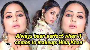 Hina Khan rejects question on makeup trolls, states