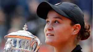 Ashleigh Barty Triumphs At French Open [Video]