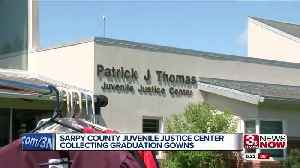 Sarpy County Juvenile Justice Center seeking graduation gown donations [Video]