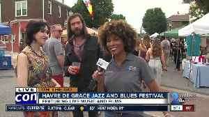 Havre de Grace Jazz and Blues Festival [Video]