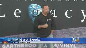 Garth Brooks Fans Get Ready For Sold Out Show [Video]