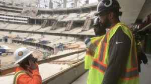 Rams rookies tour new stadium [Video]